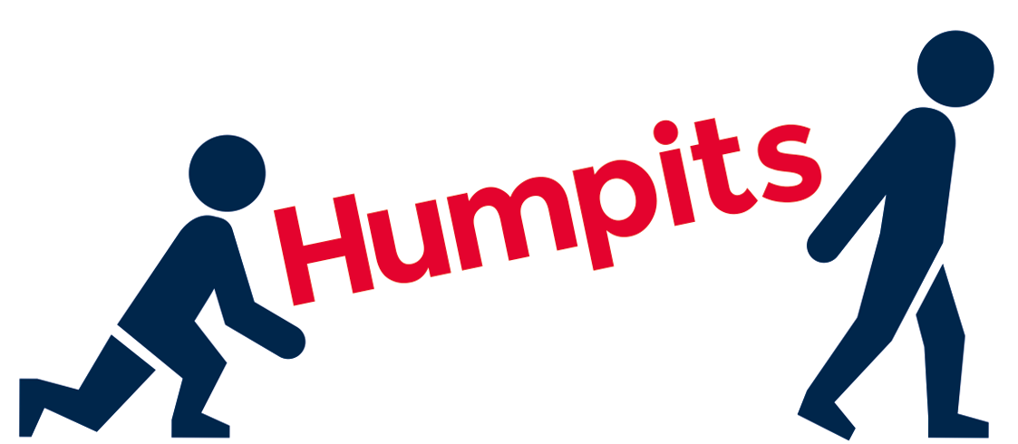 Humpits Removals Logo